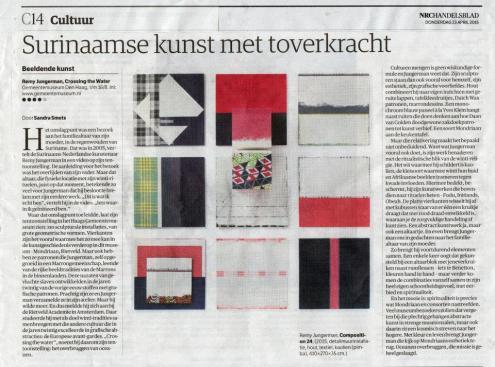 NRC Handelsblad, April 23, 2015