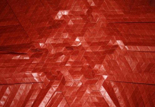 Artmarket 2012. Origami, detail | PHOTO ©Marieke Visser, 2012