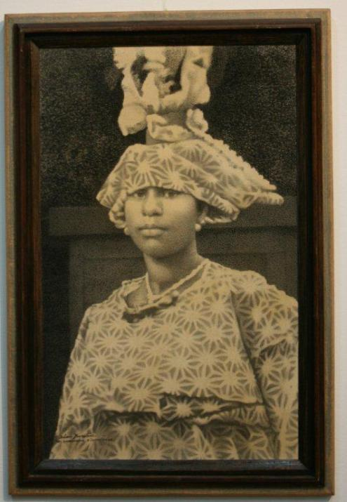 'Moeder' [Mother] at the National Art Fair 2012 | PHOTO Marieke Visser, 2012