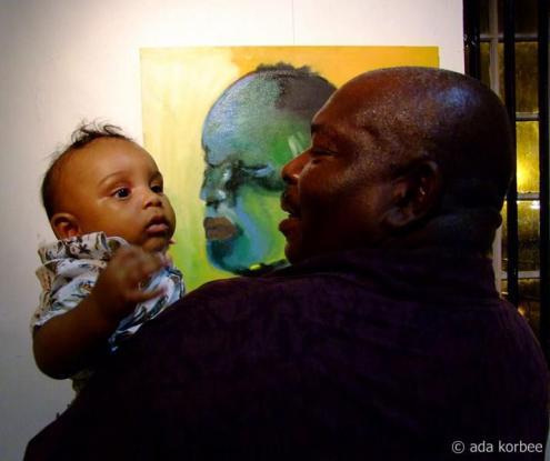 Opening night 'Mothership'   PHOTO Ada Korbee, 2012