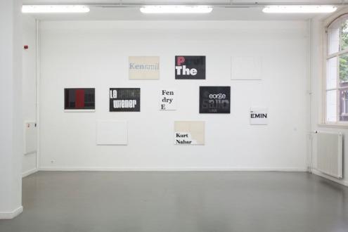 Neil Fortune, untitled, installation, 'Paramaribo Perspectives', TENT, Rotterdam, 2010   PHOTO Courtesy TENT/Job Janssen Jan Adriaans-