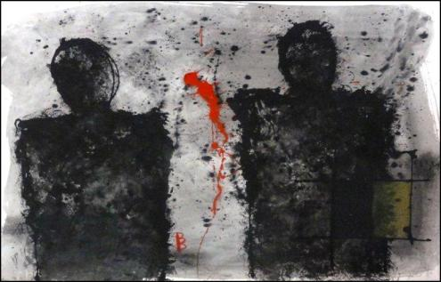 George Struikelblok, 'Gelijke', 2012 | PHOTO Courtesy artists 'Gedeelde Erfenis'