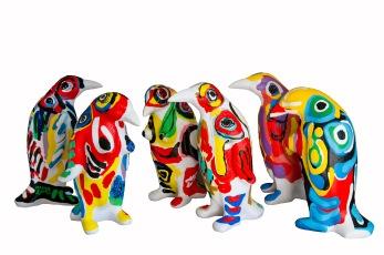 """Penguin Parade"", Menno Baars"