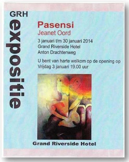Invitation Pasensi