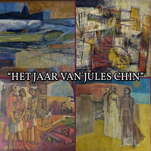 Exhibition 'The Year of Jules Chin', Royal Torarica, February 22-28, 2014