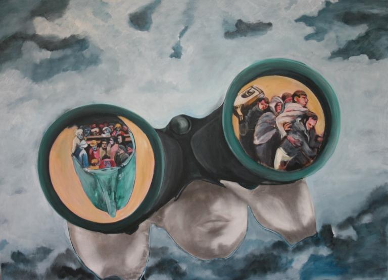 René Tosari, untitled, 2012 | PHOTO Sranan Art Xposed/Marieke Visser