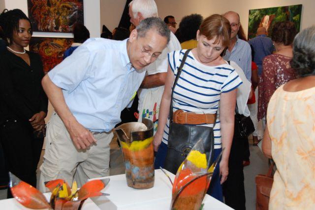 Opening Night / PHOTO Readytex Art Gallery/William Tsang, 2014