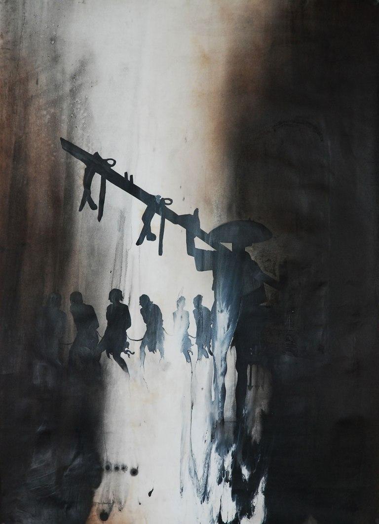 Oog voor kunst 6 Sunil Puljhun Slavery