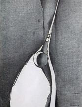 Humprey Tawjoeram, 'Untitled 1181602', Siberian chalk on paper, 51x66cm - USD 250 / PHOTO Readytex Art Gallery/William Tsang