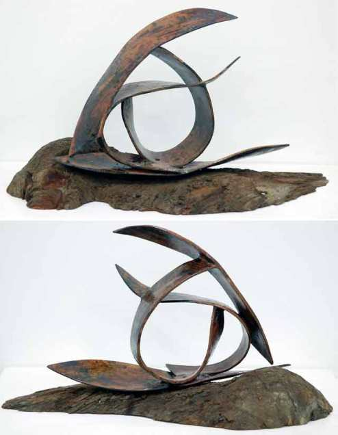 Hanka Wolterstorff, 'De golfslag van Coronie', ceramics, 60wx38hx32d cm, 2011 - USD 300 / PHOTO Readytex Art Gallery/William Tsang