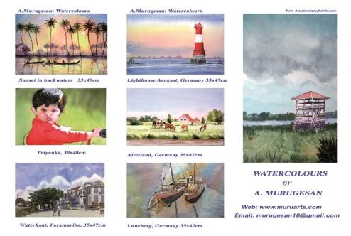 A. Murugesan Catalogue front / IMAGE Courtesy A. Murugesan