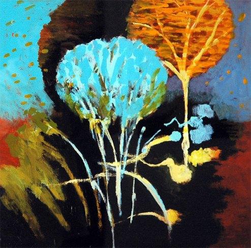 Paul Chang, 'Blue Serenade', 2012