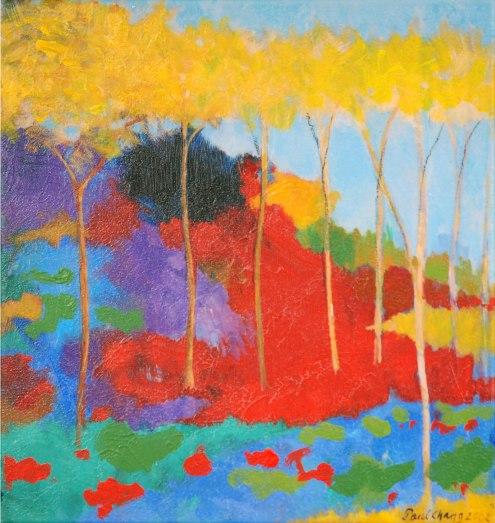Paul Chang, 'Sawgrass I', giclée on canvas, 38x40cm, 2013 - USD 250 / PHOTO Readytex Art Gallery/William Tsang
