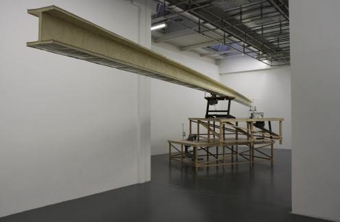 Wouter Klein Velderman, 'Ivory & Pride edition 9', 16.5meterx30cmx30cm, PVC/wood, 2014 / PHOTO Courtesy artist