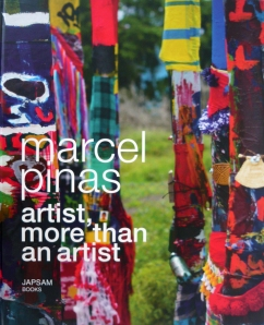 Book Marcel Pinas. Artist, more than an artist - € 30