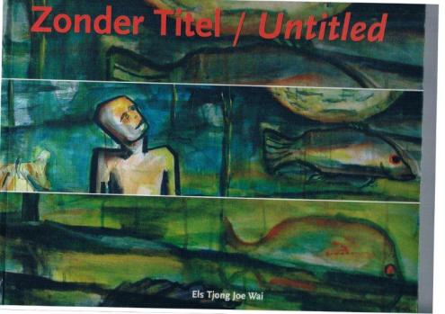 'Zonder Titel / Untitled', cover