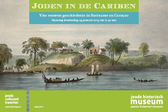 Jews in the Caribbean. Four Centuries of History in Suriname and Curacao