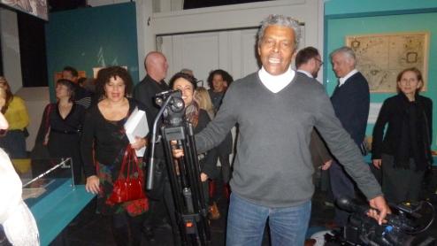 Opening night 'Jews in the Caribbean', Mike Ho Sam Sooi / PHOTO Sasha Dees, 2015