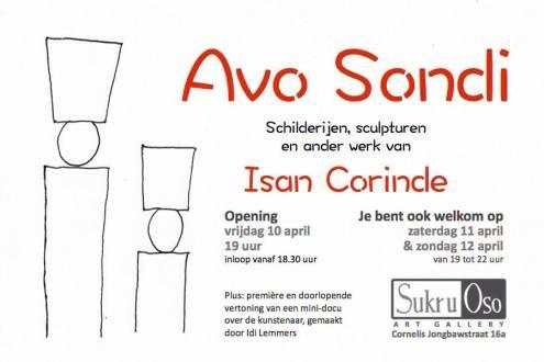 Invitation Avo Sondi