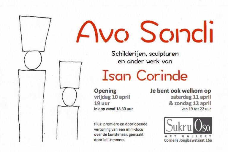 Invitation Avo Sondi