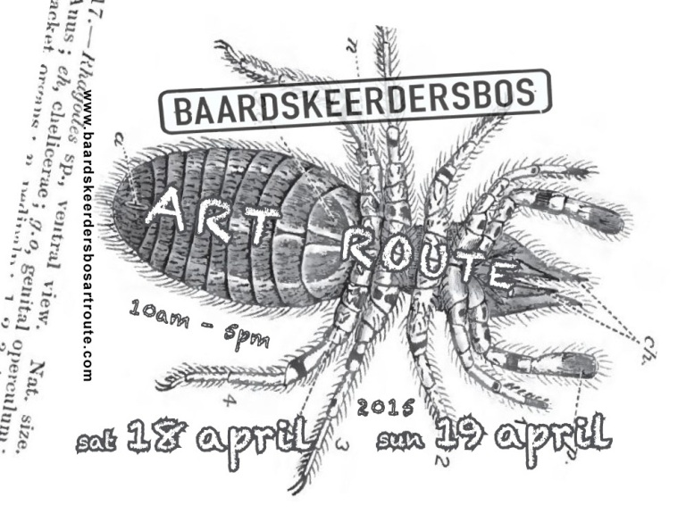 Baardskeerdersbos  Art Route