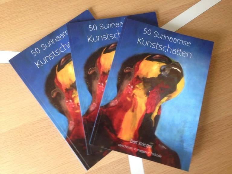 '50 Surinaamse Kunstschatten' by Bart Krieger / PHOTO Courtesy Bart Krieger
