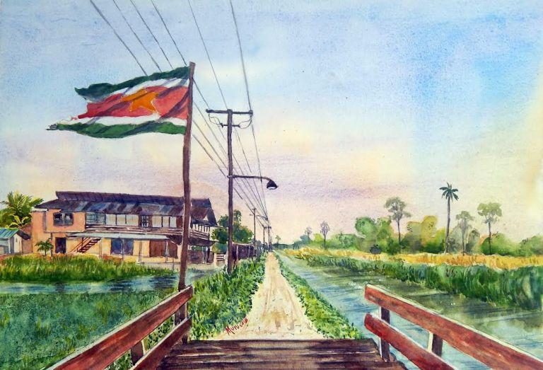A. Murugesan, 'Kronenberg Plantation' / PHOTO Courtesy A. Murugesan