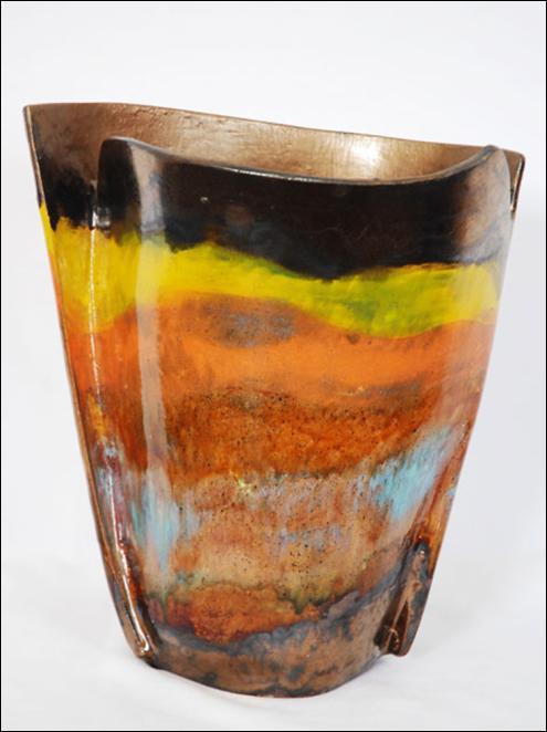 Hanka Wolterstorff, 'Vaas' [Vase],