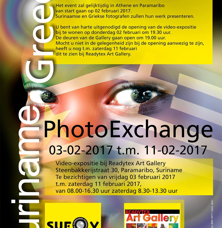 Thursday Night Feature Photo Exchange Suriname Greece