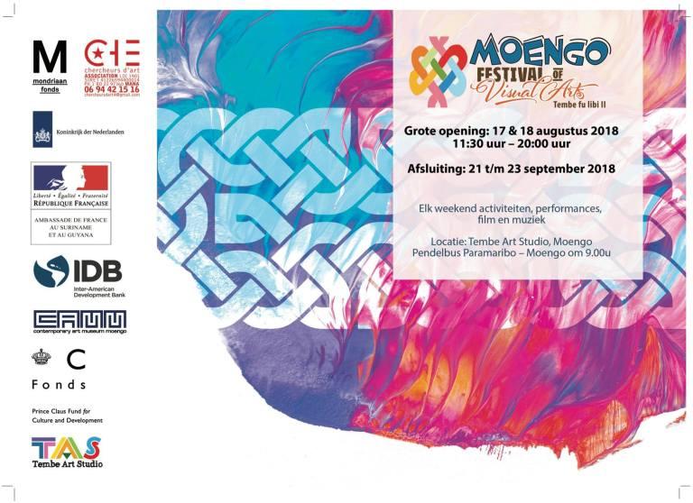 Opening Moengo Festival 2018