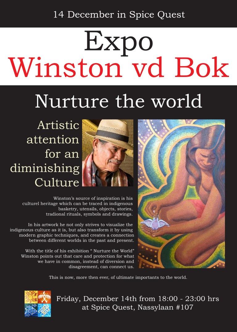 Winston poster ENGELS