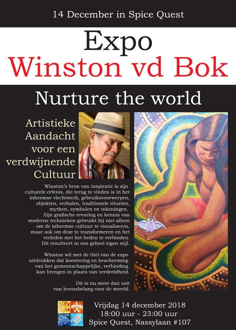 Winston poster NEDERLANDS