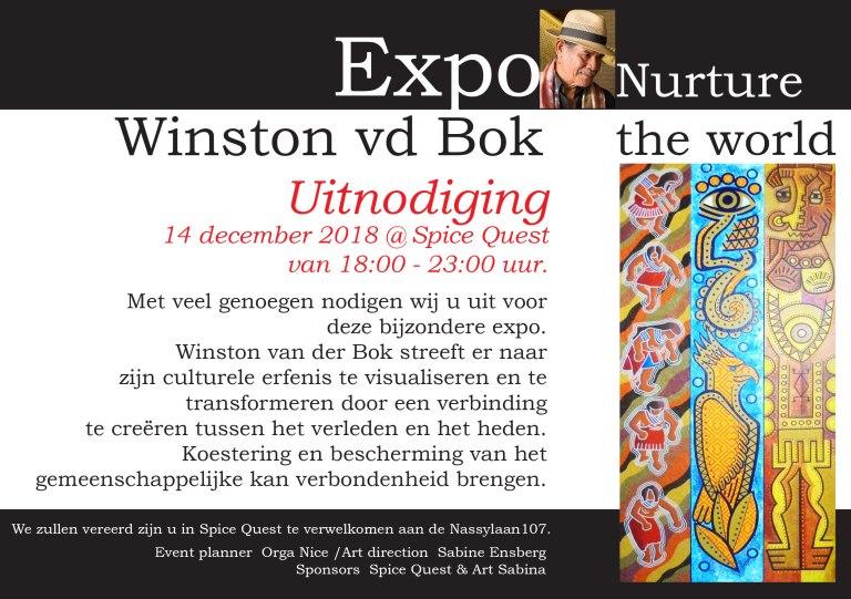 Winston Uitnodiging